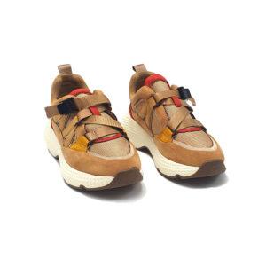 Sneakers Lia camel
